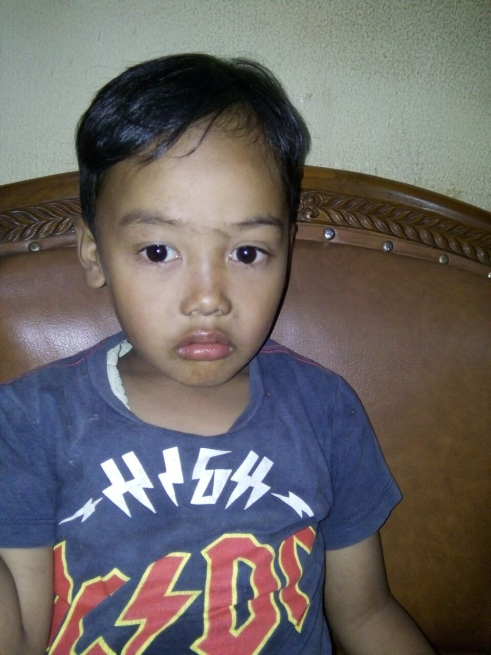 Photo of Bocah Malang Ini Ditemukan Tersesat