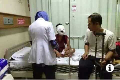 Photo of Wajah Diceburkan ke Wajan Minyak Goreng Panas