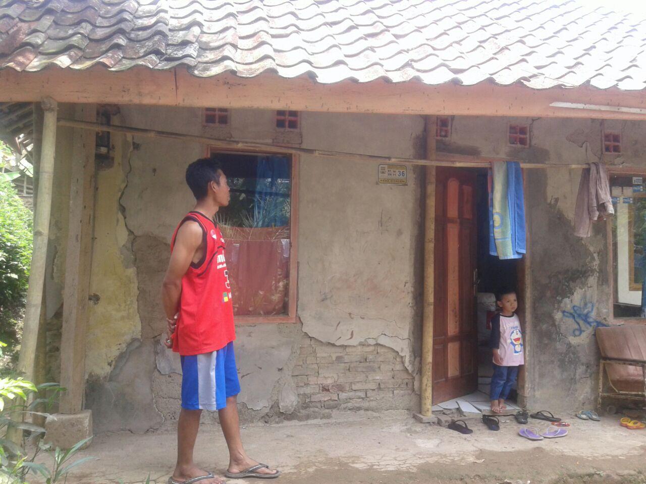 Photo of 12 Rumah Citalem Cipongkor Ratak-retak