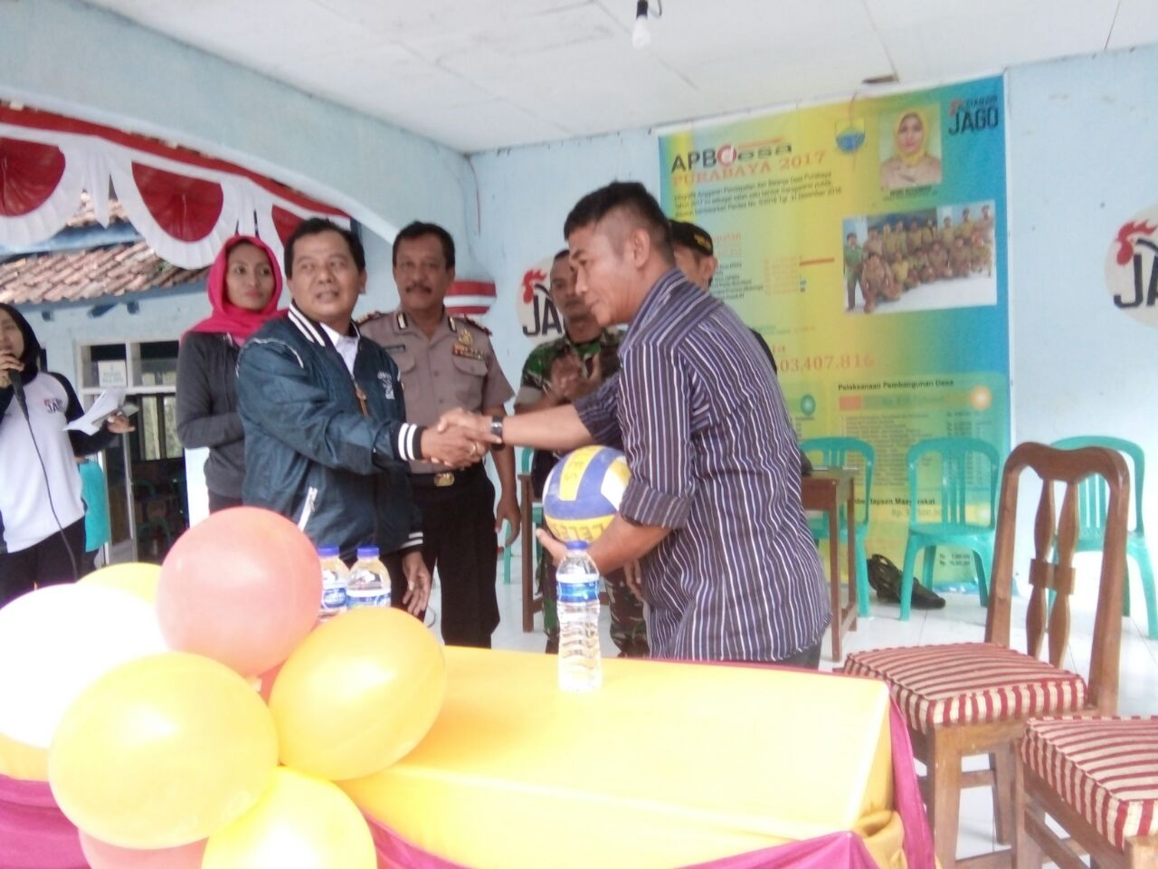 Photo of Peringati HUT ke-57, Karta Leles Cianjur Bikin Kejutan