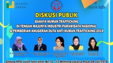 Photo of Pamriadi Ajak Diskusi Publik Bahaya Human Trafficking