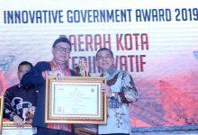 Photo of Keren…!! Walikota Cimahi Sabet Penghargaan Innovative Government Award