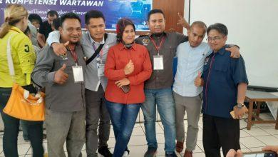 Photo of Lulus UKW, Empat Jurnalis KBB Siap Berkarya untuk Daerah