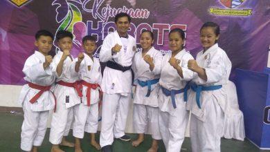 Photo of Kejurdo BKC Dojo SMAN 1 Soreang Raih Juara umum