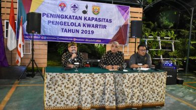Photo of Benahi Organisasi, Ini yang Dilakukan Kwartir Gerakan Pramuka Jawa Barat