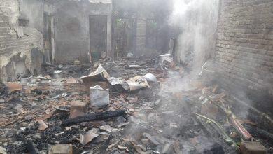 Photo of Rumah TKK Disperindag KBB Ludes Terbakar