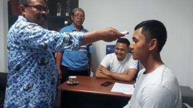 Photo of KONI KBB Lakukan Deteksi Suhu Tubuh Atlet yang Akan Berlaga di Luar Negeri