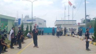 Photo of Massa KPMP dan PP Jorag PT Sibalco