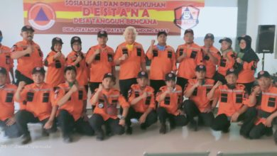 Photo of 20 Pengurus Destana Citatah Dikukuhkan