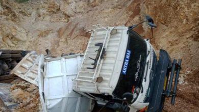 Photo of Tiga Dump Truk Galian C Cipatat Dihantam Longsor