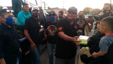 Photo of Ormas Pagar KBB Urunan Bagikan 1.500 Nasi Kotak dan Masker