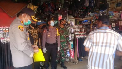 Photo of Persiapan New Normal, Kapolres Serang Sidak Pasar Tradisional Ciruas