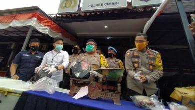 Photo of Pasutri Asal Padalarang Edarkan Daging Caleng Oplosan