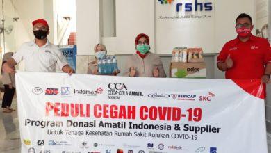 Photo of CCAI Serahkan Bantuan 13.000 Paket Minuman ke RS Rujukan Covid-19
