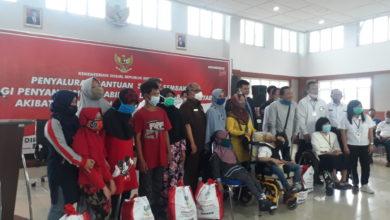 Photo of Kemensos Salurkan Bantuan 686 Sembako Bagi Warga Disabilitas KBB