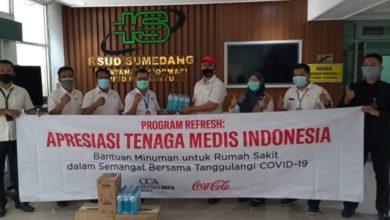 Photo of Coca Cola Serahkan 65.500 Botol Minuman ke RS Rujukan Covid-19