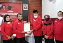 Photo of PDIP Keluarkan Rekom Cakada Tiga Daerah di Jawa Barat