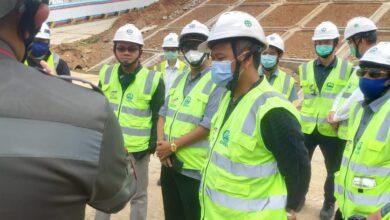 Photo of Diduga Sumur Warga Tercemar Bahan Kimia, Komisi III DPRD KBB Sambangi Proyek KCIC di Cikalongwetan